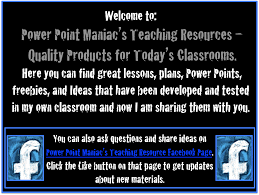 power point maniac u0027s teaching resources