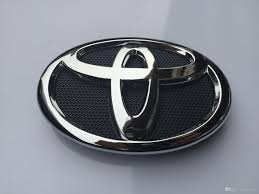 new toyota new toyota corolla 2009 2013 front grill emblem bumper radiator