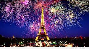 New Year S Eve Outdoor Decorations by Happy New Year 2015 With Amazing Fireworks Outdoor Decoration