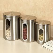 metal kitchen canister sets wonderful steel kitchen canisters vintage metal canisters mason jar