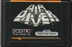 sega genesis game over videogames