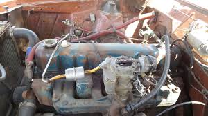 rattletrap jeep engine junkyard find 1971 amc gremlin the truth about cars
