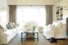 Living Room Curtain Ideas Farmhouse Curtains For Living Room Enchanting Window Treatments