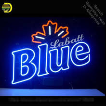 light up beer signs buy labatts neon beer signs and get free shipping on aliexpress com