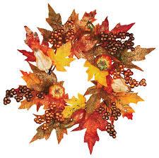 oddity decorative 6 maple leaf pumpkin copper
