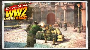 brothers in arms 3 1 1 0k mod apk unlimited medals android
