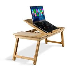 Adjustable Laptop Stand For Desk Aleratec Bamboo Adjustable Laptop Stand Up To