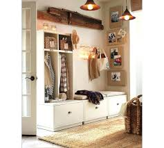 Entrance Storage custom made entrance way bench and shelf with coat hooksmudroom