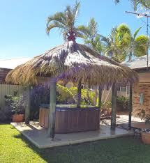 bali huts thatch roof solutions