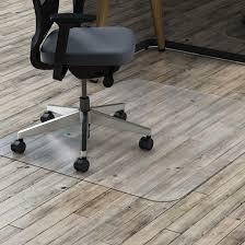 plastic floor cover for desk chair chair polycarbonate x rectangle hard floor deflecto llc heavy duty