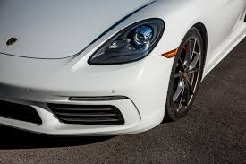 porsche 2017 white 2017 porsche 718 boxster s first drive digital trends