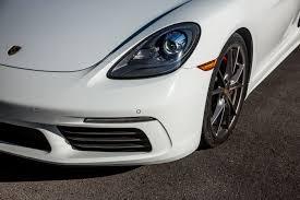 white porsche 2017 2017 porsche 718 boxster s first drive digital trends