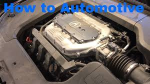 lexus gs vs acura tl 2006 how to replace the valve cover gasket on a 2009 2014 acura tl with
