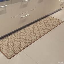 tapis de cuisine lavable en machine wenzhe tapis de cuisine antidérapant absorption de l eau résistant à