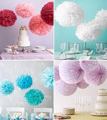Pom Pom Decorations Pom Pom Wedding Decor Ideas And Resources Junebug Weddings