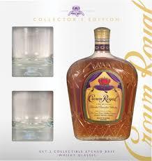 crown royal gift set crown royal gift set 750 ml other whiskeys bevmo