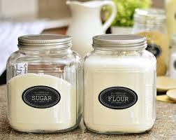 labels for kitchen canisters 12 jar chalk labels kitchen labels canister labels