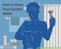 how to trim bushy pubic hair the best way to shave your pubic hair men wikihow