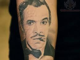 man with cigar tattoo on arm cigar tattoos pinterest tattoo