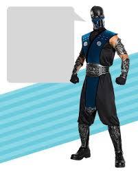 Noob Saibot Halloween Costume Mortal Kombat Halloween Costumes Buycostumes