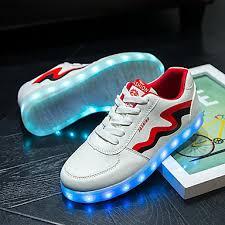 light up sole shoes women s shoes leatherette summer winter light up shoes light soles