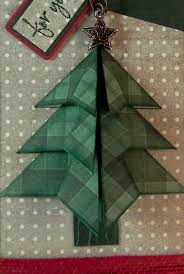 how to make a tea bag fold tree i played with paper