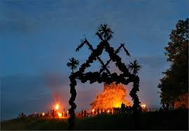 one of the most beautiful celebrations with lithuanian pagan