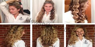 different ways to curl your hair with a wand how to do curl your hair two different ways using conical hair