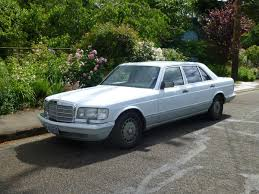 coal 1988 mercedes benz 300sel u2013 does size really matter