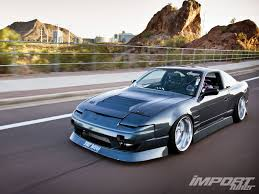 nissan 240sx jdm 1989 nissan rps13 240sx origin aggressive type 1 body kit nissan