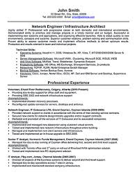 Network Engineer Fresher Resume Sample by Network Analyst Resume Sample Free Resume Example And Writing