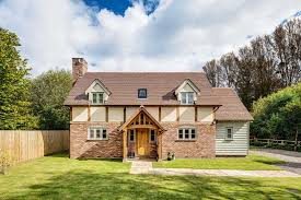build house a 200k oak frame self build homebuilding renovating