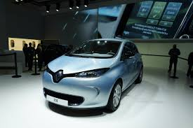 renault leasing europe 2012 renault zoe production electric subcompact car made in