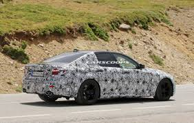 new bmw m5 arriving in late 2017 with over 600hp and all wheel drive