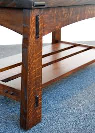 mission style coffee table light oak mission style coffee table light oak solid sierra end medium