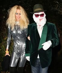 ross halloween costume claudia schiffer jonathan ross u0027s halloween party in london