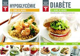 midi en recette de cuisine livres de recettes 21 jours de menus pour diabète et hypoglycémie
