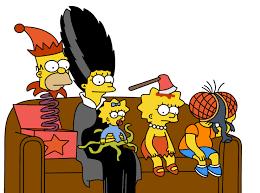 Simpsons Treehouse Of Horror I - 20 animated u0027simpsons u0027 gifs for halloween