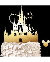 cinderella castle cake topper sweet deal on disney castle wedding cake topper disney wedding