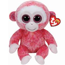 winter color number coloring 8 ruby beanie boo 8573