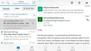 Microsoft Outlook For Business Email outlook for iphone or ipad could be the mail app we u0027ve been