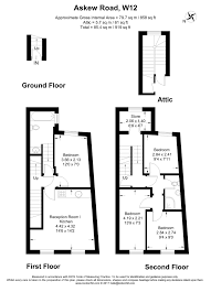 floor plan area calculator property for sale askew road shepherds bush w12 9ah amber