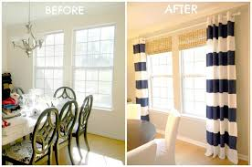Striped Curtain Panels Horizontal Coffee Tables Valances Bed Bath And Beyond Hgtv Window Treatment
