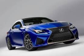 lexus models names lexus cars news rc f coupe officially revealed
