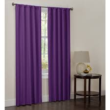 Purple And Brown Shower Curtain Covina Purple Shower Curtain Walmart Com
