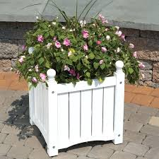 square wood box planters large square wooden planter boxes large