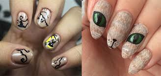 full size of easy halloween nail art designs cute finger ideas