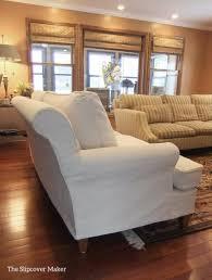 camelback sofa slipcovers my favorite fit for custom slipcovers the slipcover maker