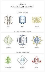 Create Monogram Initials 76 Best Monogram Inspiration Images On Pinterest Monograms