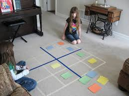 Floor Games by Almost Unschoolers Summer Fun Day 4 Sudoku Floor Puzzles